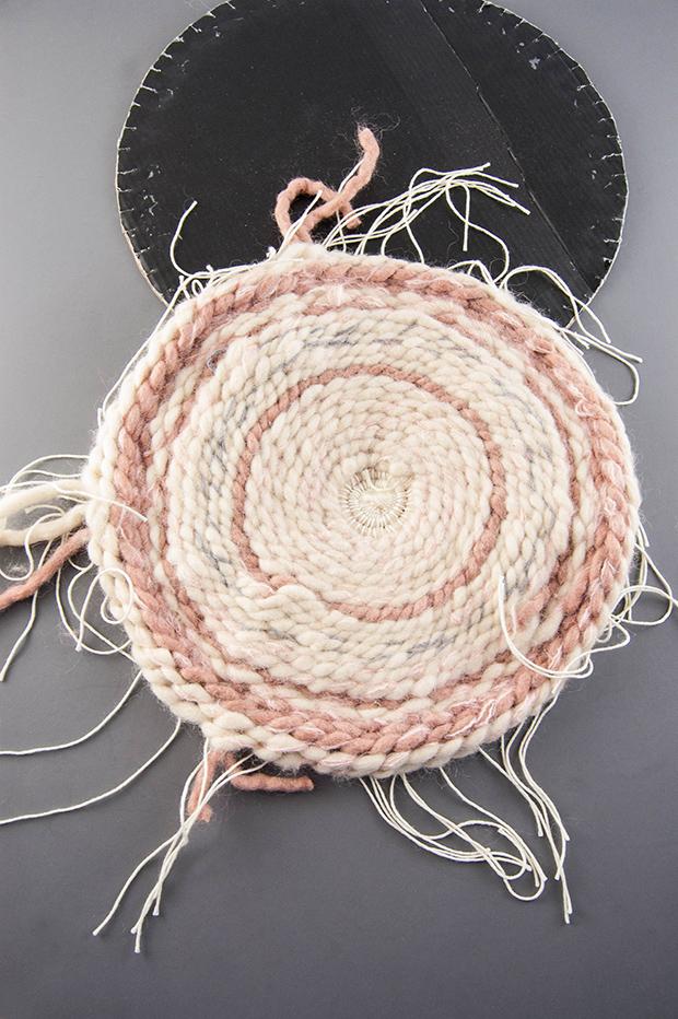 weaving a circle