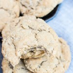 Vegan Brown Butter Sugar Cookies