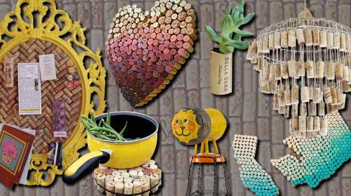 Medium Of Easy Crafts For Home Decor