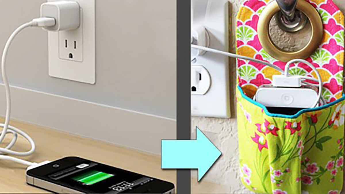 Stylish Charging Station Stylish Simple Diy Will Change How You Charge Your Phone Forever