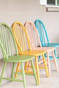 40 Incredible Chalk Paint Furniture Ideas - DIY Joy