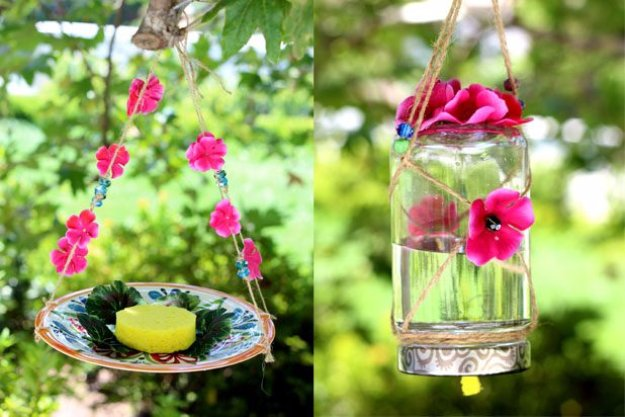 Fall Bird Feeder Wallpaper 41 Cool Diys To Get Your Backyard Ready For Summer