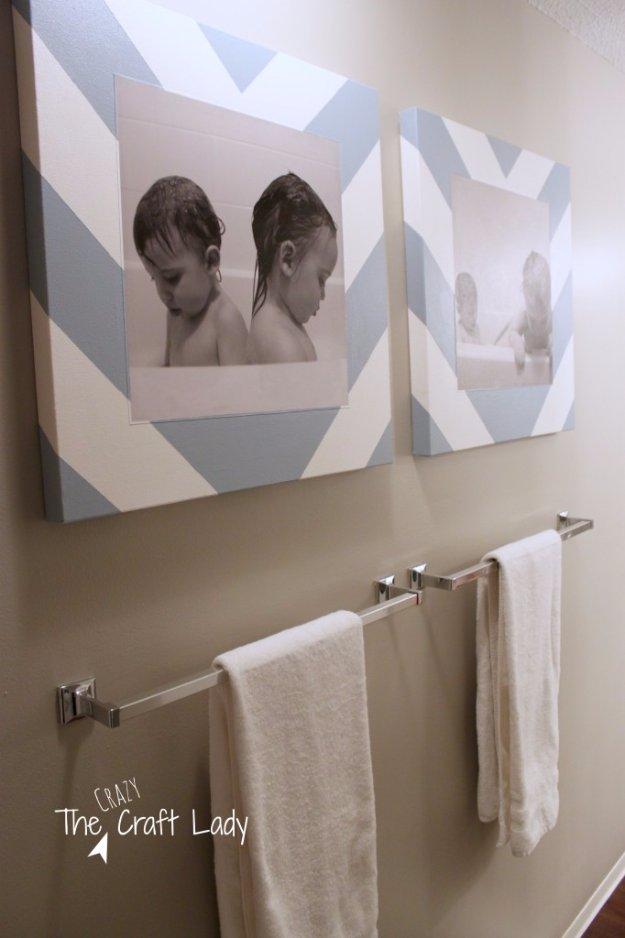 bathroom wall art canvas