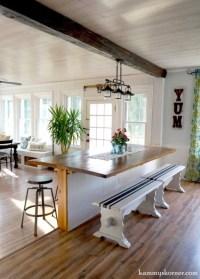 38 DIY Dining Room Tables