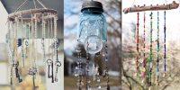 31 DIY Wind Chimes