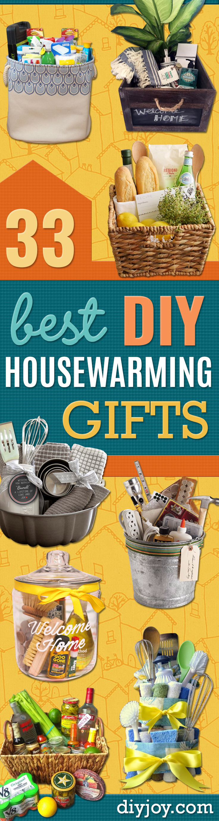 Housewarming Gifts For Young Couples 33 Best Diy Housewarming Gifts