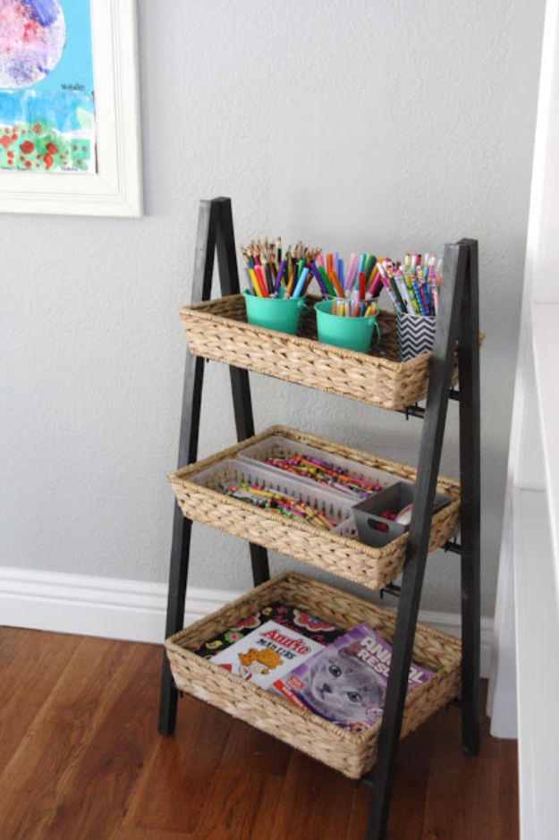 Ikea Childrens Toys 30 Diy Organizing Ideas For Kids Rooms