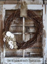 37 Creative Ways To Make Things From Old Windows