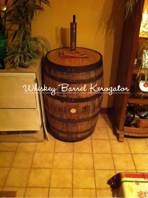 Barrel Grill 33 Diy Ideas Made With Old Barrels