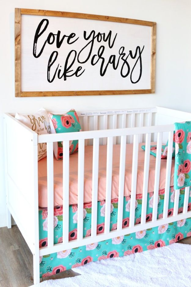 Baby Bassinet Cradle 34 Diy Nursery Decor Ideas
