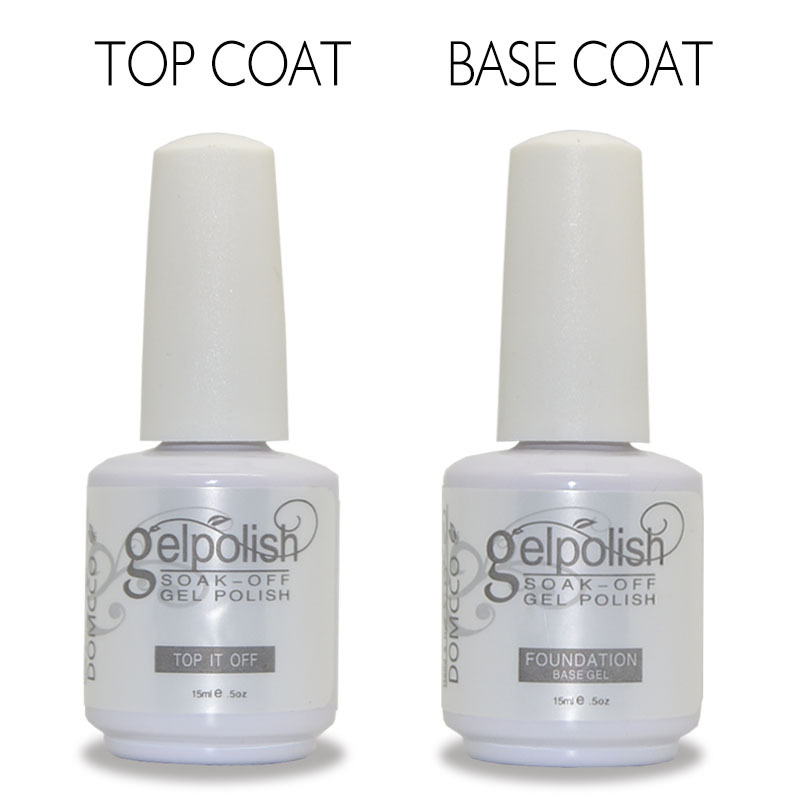 Best Gel Nail Polish Top And Base Coat Hession Hairdressing