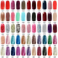 Color Nail Gel