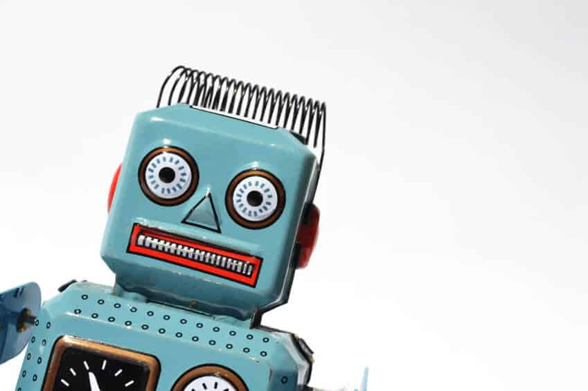 robot iStock_000021265921Small