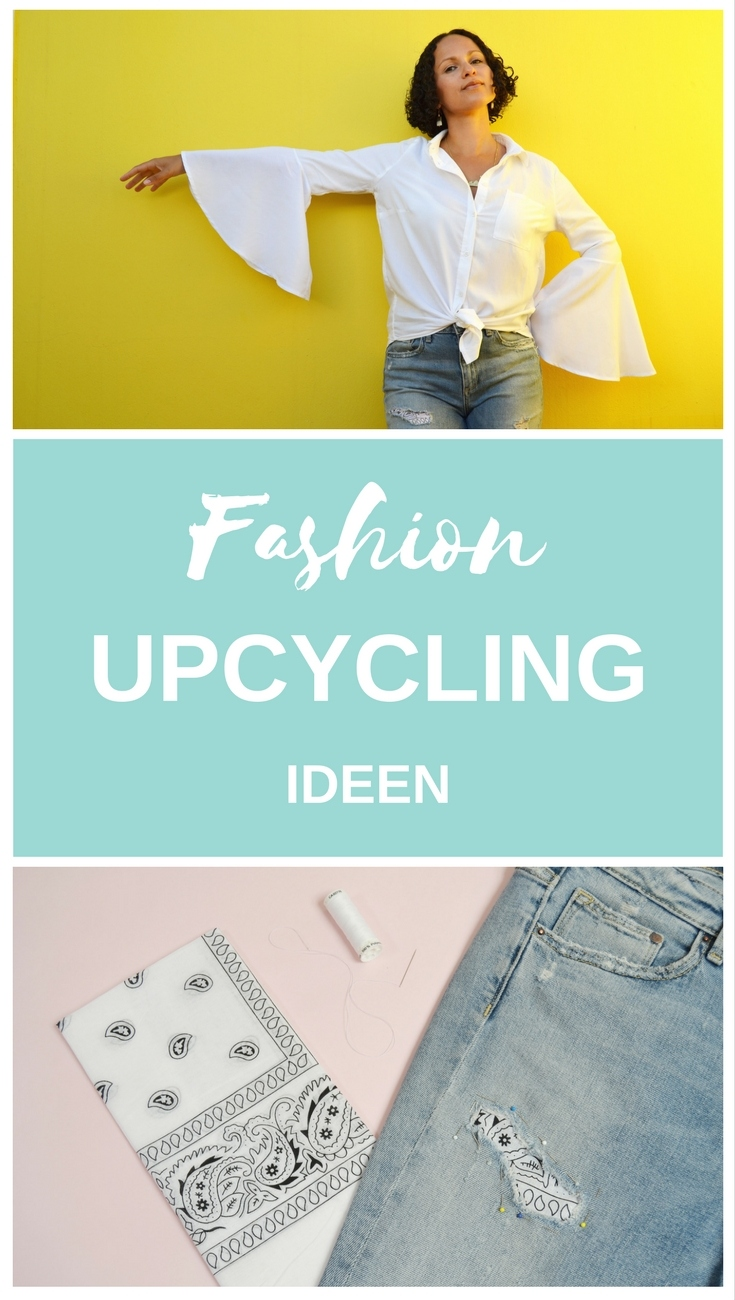 Upcycling Mode Selber Machen Diy Mode Upcycling Ideen