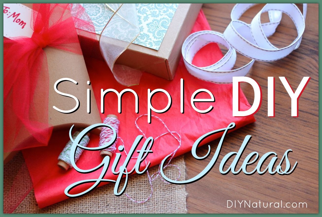 Christmas Homemade Gifts Homemade Christmas Gift Ideas Many Natural Recipes