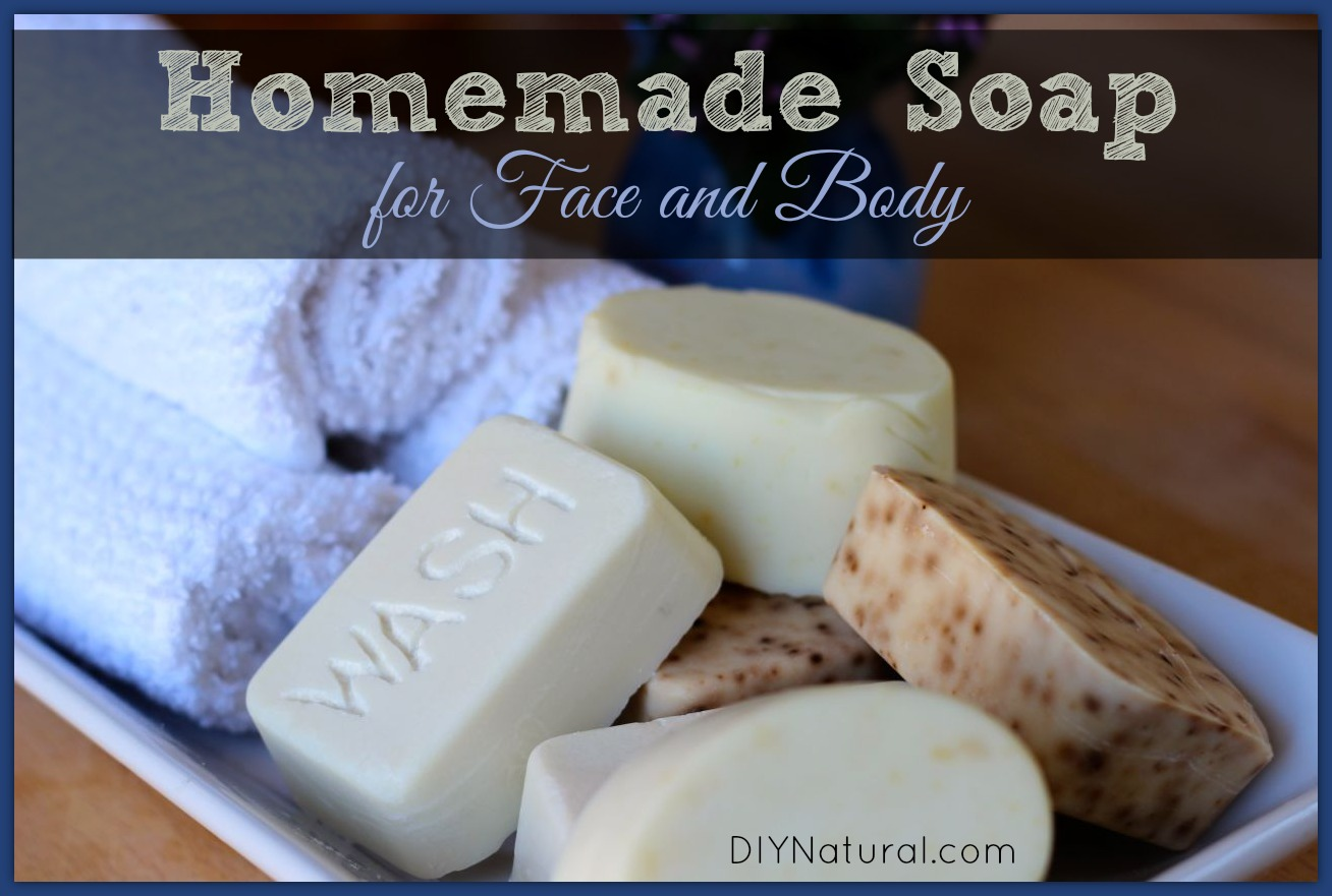Diy Soap Essential Oils How To Make Soap For Hand Body