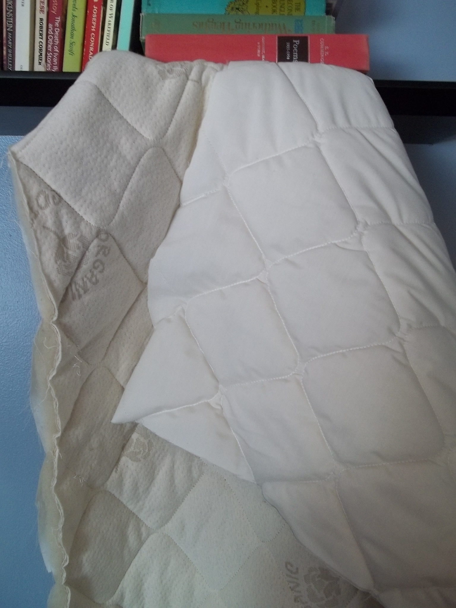 Quilted Fabric Quilted Wool Fabric