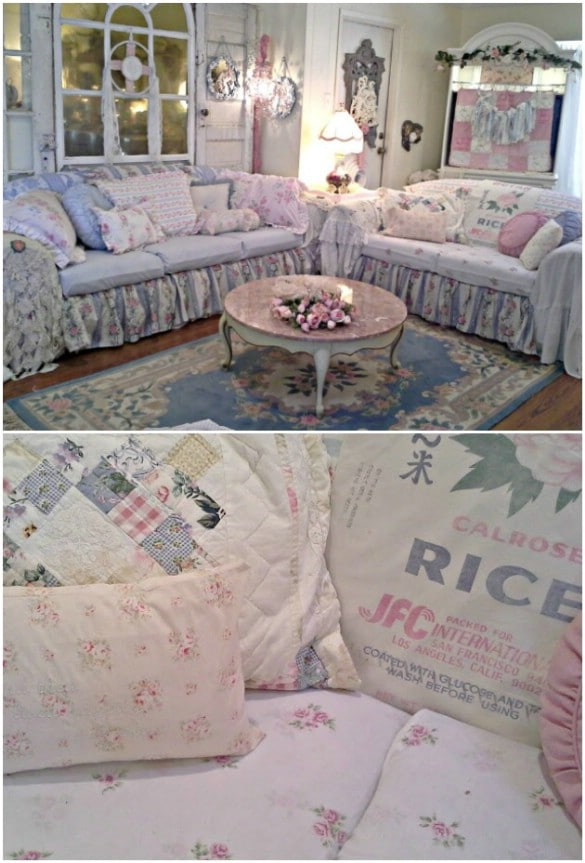 Sofa Cushions Slipcovers 20 Easy To Make Diy Slipcovers That Add New Style To Old