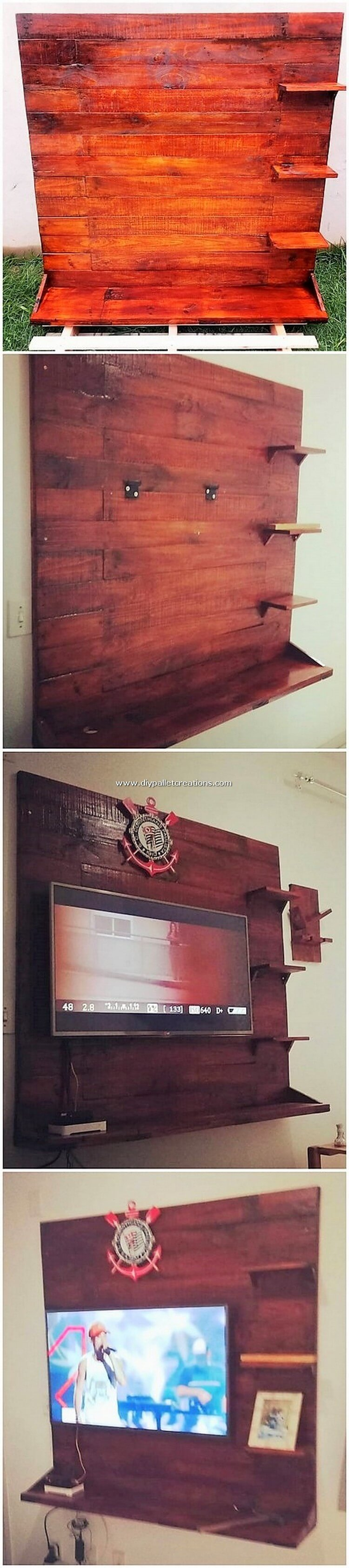 Surprising Diy Ideas With Old Wood Pallets Diy Pallet Projects