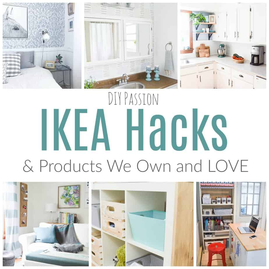 Ikea Hacks My Favourite Ikea Hacks And What We Own Love Diy Passion