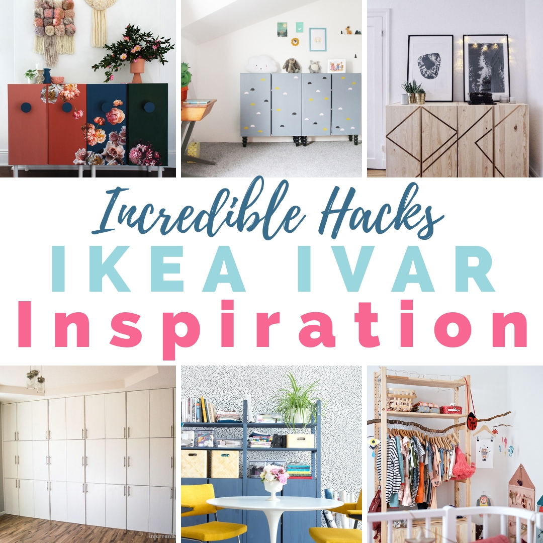 Incredible Hacks Using The Ikea Ivar Cabinet Diy Passion