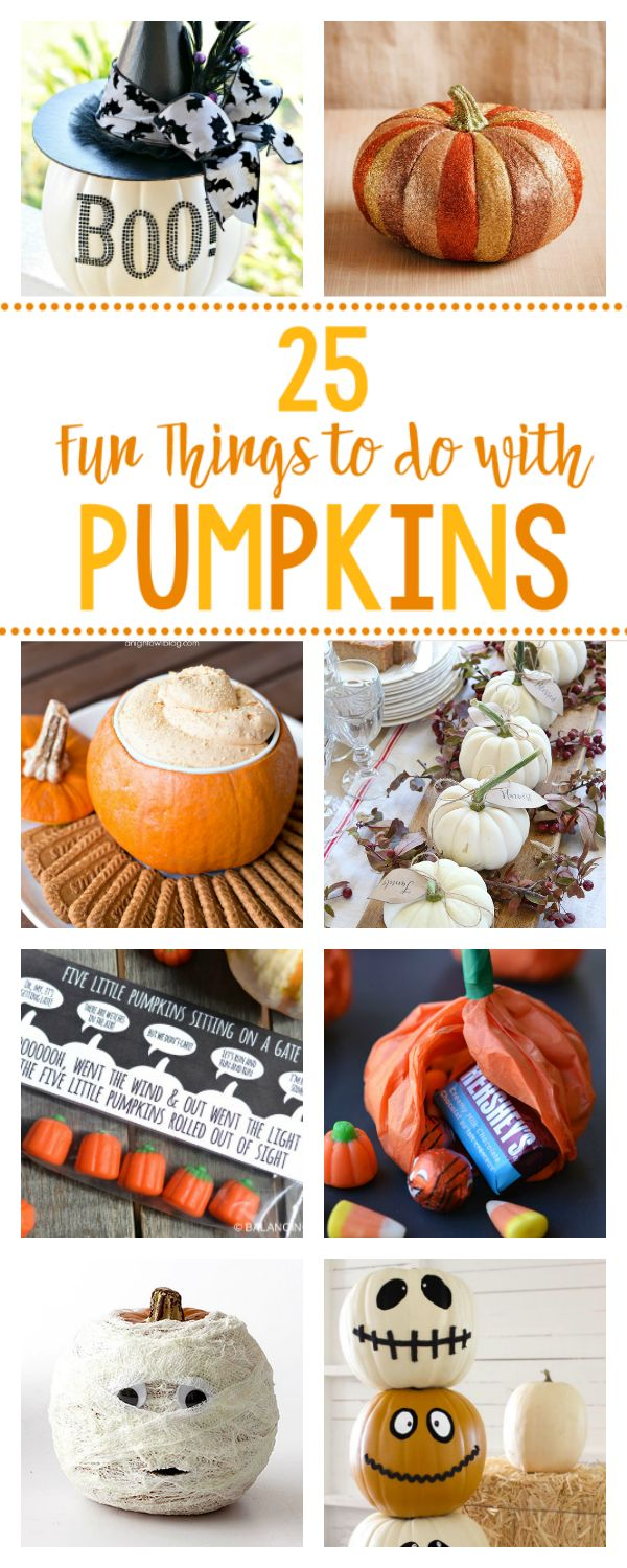 Best Diy Crafts Ideas For Your Home 25 Fun Things To Do With Pumpkins Diypick Com Your Daily Source Of Diy Ideas Craft Projects And Life Hacks