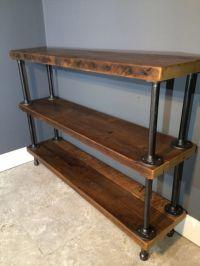DIY Furniture Plans & Tutorials : Entryway Reclaimed Wood ...
