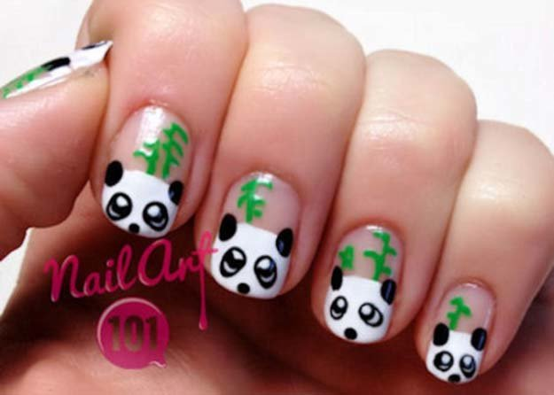 Easy Nail Art Designs Diy Projects Craft Ideas How Tos