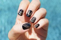 Easy Nail Art Designs DIY Projects Craft Ideas & How Tos ...