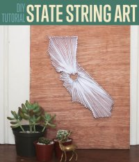 How to Make Your Own String Art DIY Projects Craft Ideas ...