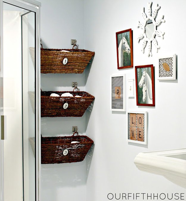 Decorating on a Budget DIY Projects Craft Ideas \ How Tou0027s for - bathroom decorating ideas on a budget