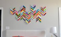 Wall Art DIY Projects Craft Ideas & How Tos for Home