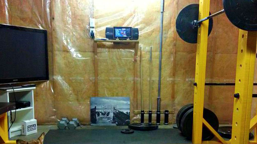 9 Diy Squat Rack Ideas For Your Home Gym Diy Projects