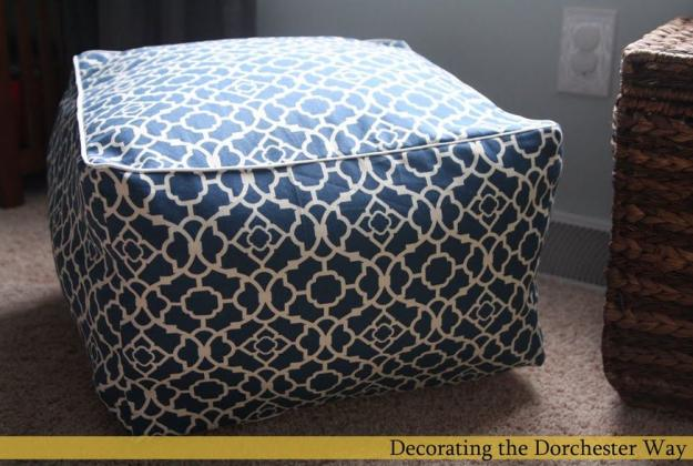 Pouf Ideas Diy Projects Craft Ideas How Tos For Home