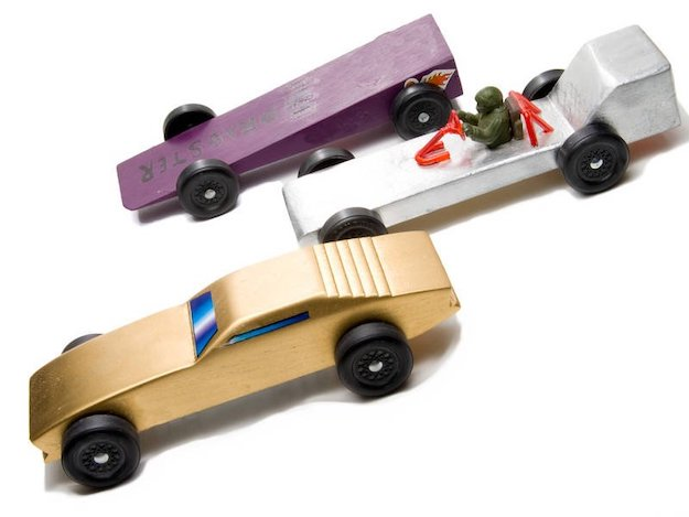 Pinewood Derby Car Designs DIY Projects Craft Ideas  How To\u0027s for