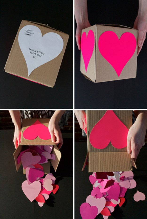 10 Last-Minute DIY Valentine\u0027s Day Gifts DIY Projects Tutorials