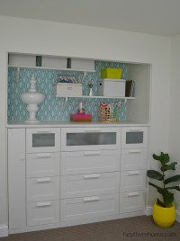 Craft Room Storage Projects DIY Projects Craft Ideas & How ...