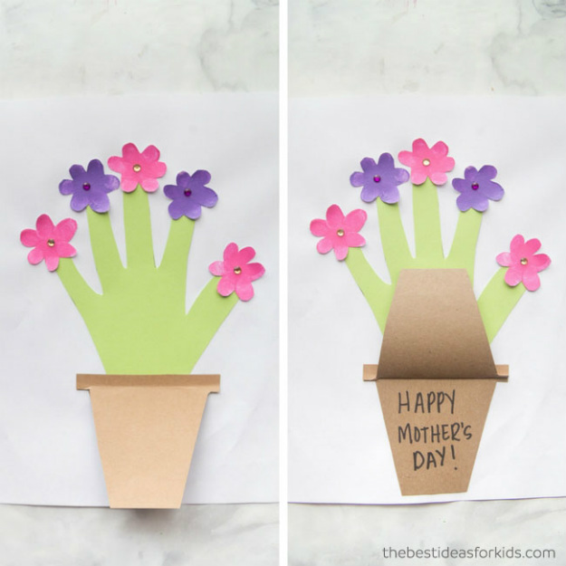 15 Homemade Mother\u0027s Day Cards Handmade Crafts DIY Projects - Mother S Day Cards