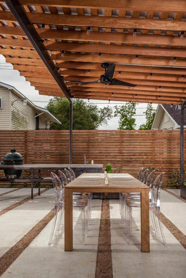 Backyard Fence Ideas Diy Projects Craft Ideas How Tos