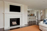 Fireplace Front Ideas - Home Design