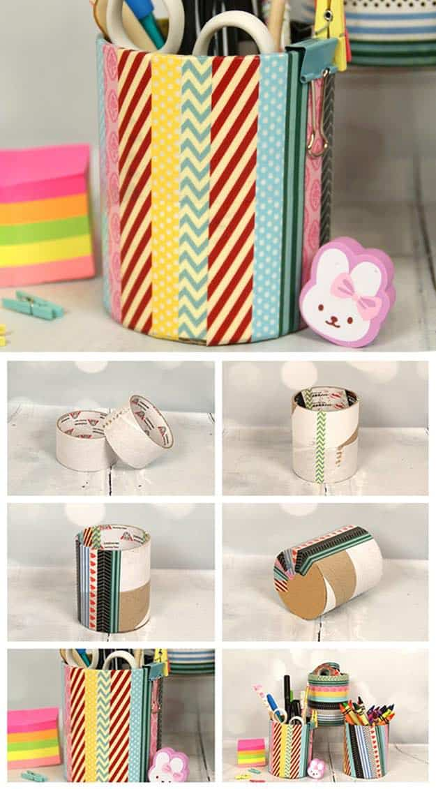 Washi Tape Diy 100 Washi Tape Ideas To Style And Personalize Your Items ...