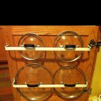 DIY Pot Lid Organizer | DIY projects for everyone!