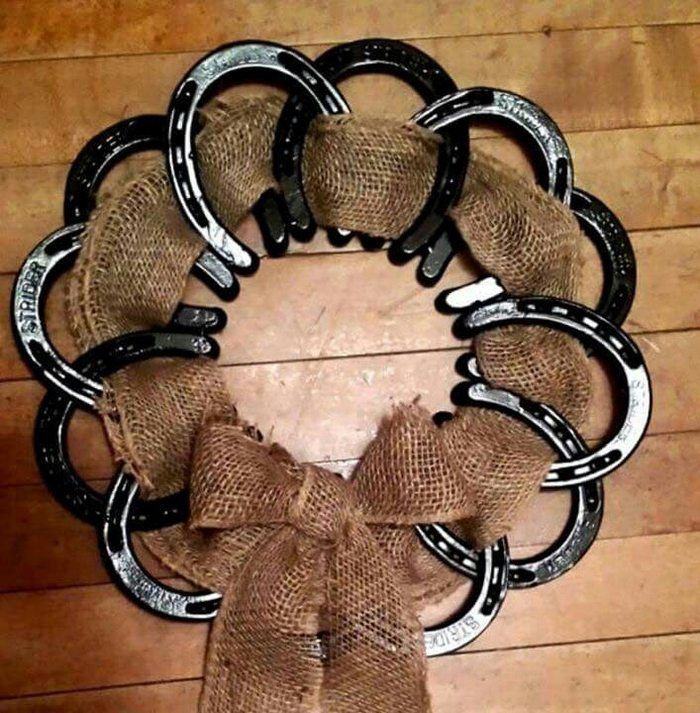 10 things you can make with horseshoes