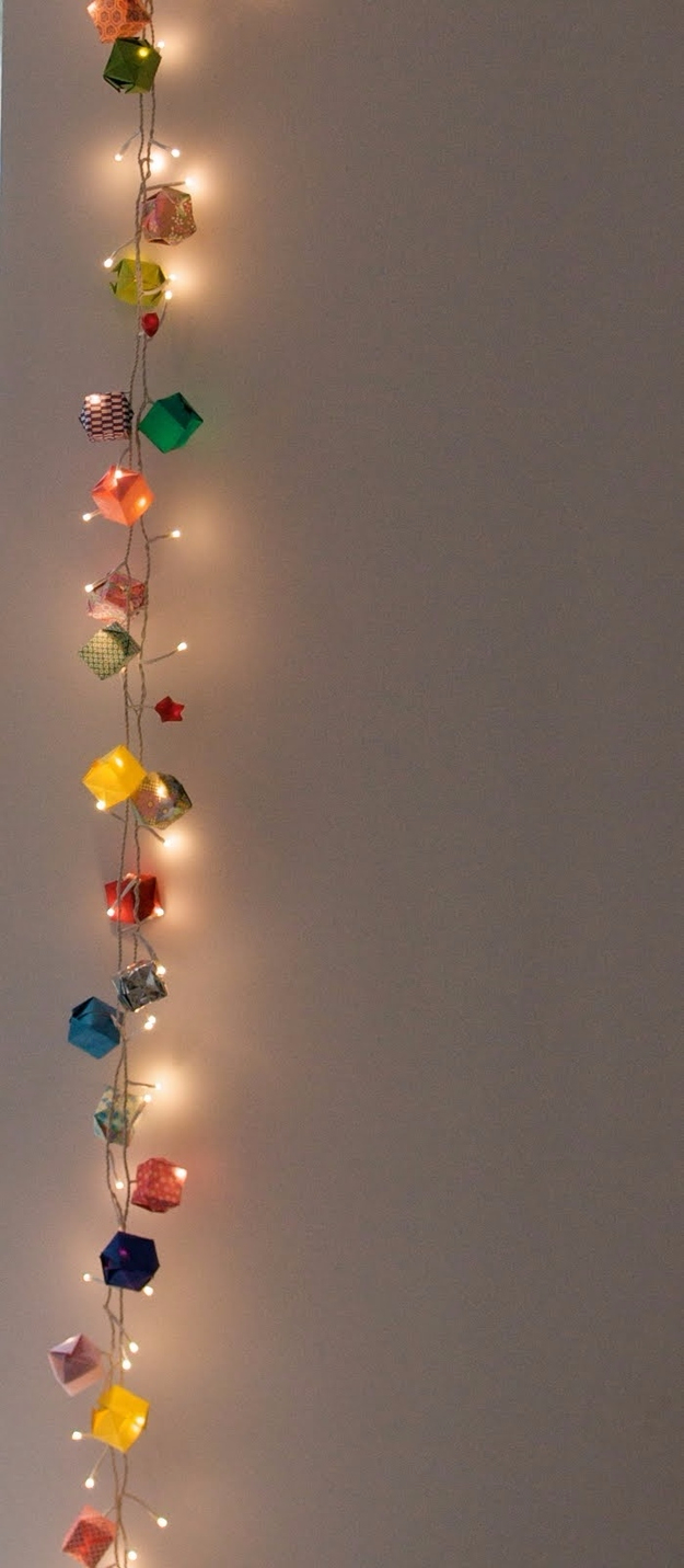 Cool Hanging Lights For Bedroom 33 Awesome Diy String Light Ideas