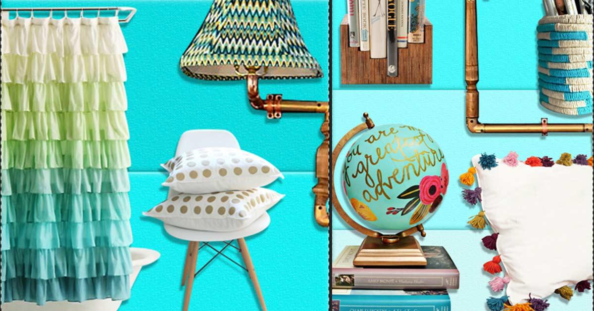 37 Insanely Cute Teen Bedroom Ideas for DIY Decor Crafts for Teens - diy teen bedroom ideas