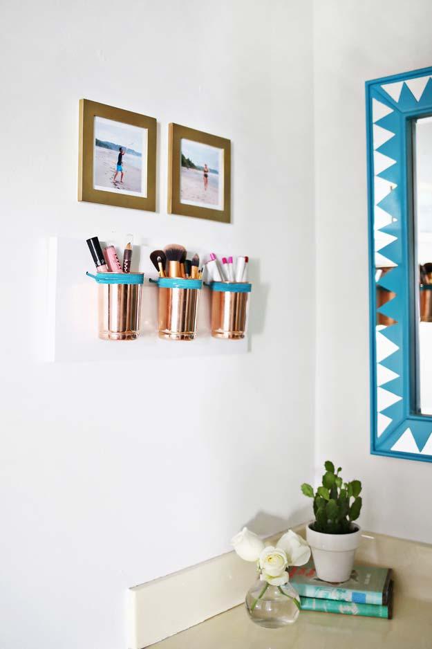 35 Fun DIY Bathroom Decor Ideas You Need Right Now - DIY Projects - bathroom decorating ideas diy