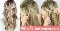 hairstyle braids tutorial video - HairStyles