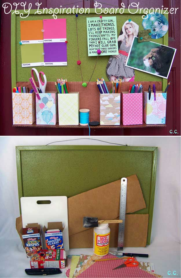 28 Things You Can Make With Cereal Boxes Diy Kids Crafts
