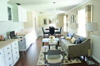 One room, multi-functional - a makeover story {dining room ...