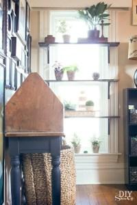 DIY Window Shelves for Plants - DIY Show Off  - DIY ...